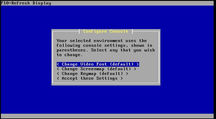 pf install screen shot