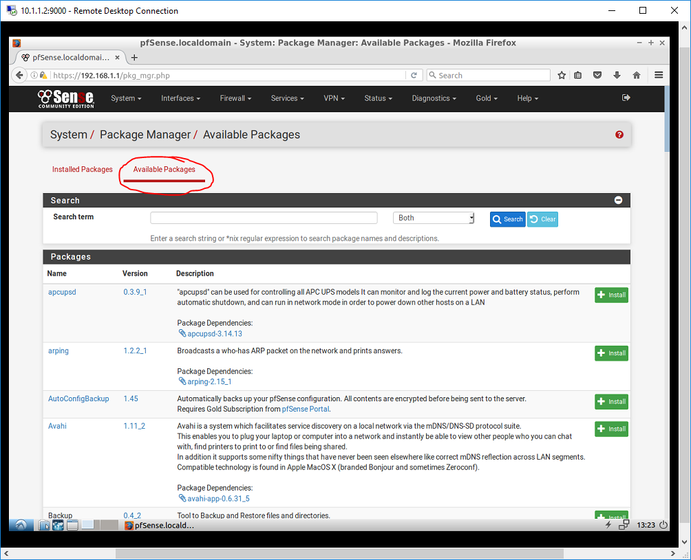 Guide: Setting up SQUID Proxy on PFSense – Hewettzone